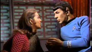 Star Trek TOS  The Enterprise Incident  Trailer