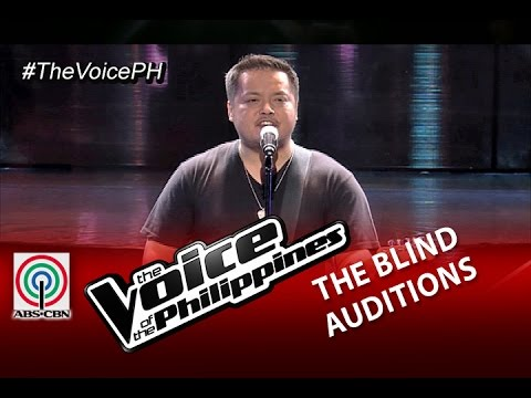 "The Voice of the Philippines Blind Audition ""Highway To Hell"