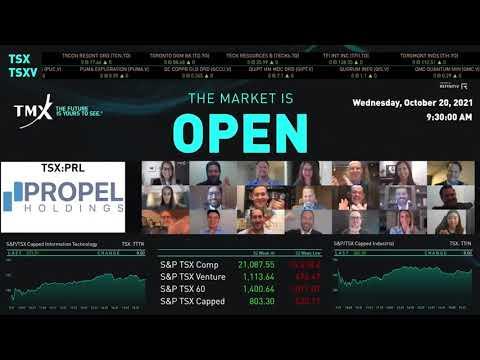 Propel Virtually Opens the Market
