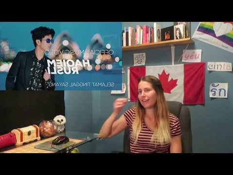 Haqiem Rusli-Selamat Tinggal Sayang MV Reaction