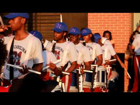 South Carolina State Drumline 2013
