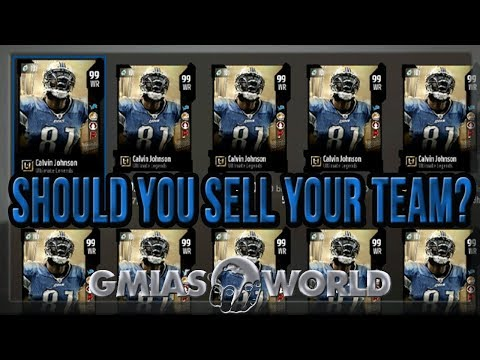 BEFORE YOU SELL YOUR ULTIMATE TEAM FOR THE GOLDEN TICKET MUT 18 PROMO WATCH THIS VIDEO