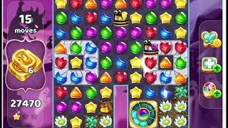 Genies and Gems Level 856