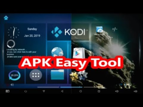 Android Tv Box Lighthome Background Wallpaper Change In Apk Easy Tool