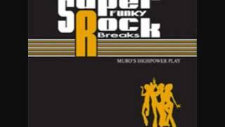 MIX CD 'MURO /  SUPER FUNKY ROCK BREAKS'