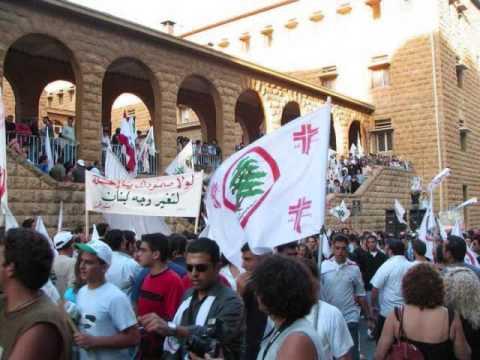 Lebanese Forces Mix Songs 2 أغاني القوات اللبنانية جزء