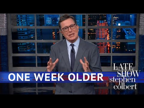 One Week Older And One Week Closer To Mueller's Report