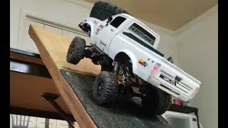 Worlds most insane wpl crawler build part 1; Too Much Power?!?!