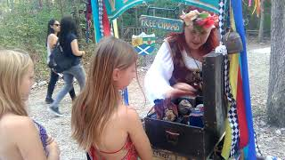 What Will You Become - Renaissance Fair