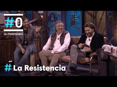 LA RESISTENCIA - Entrevista a Ketama   #LaResistencia 31.01.2019