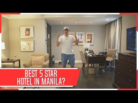 BEST 5 STAR HOTEL IN MANILA ? | DISCOVERY PRIMEA | MAKATI