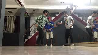 Nawabzaade : High Rated Gabru | Free Style Dance choreography | Varun Dhavan | Shradha Kapoor |