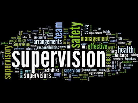 Supervision in Management