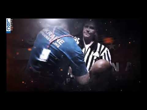 Arm Wrestling - Kbeish Final - Promo