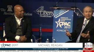 Michael Reagan FULL SPEECH- CPAC 2017