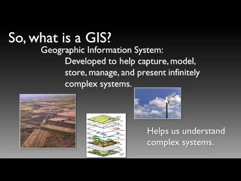 Utah State University - GIS Lecture Series - 01