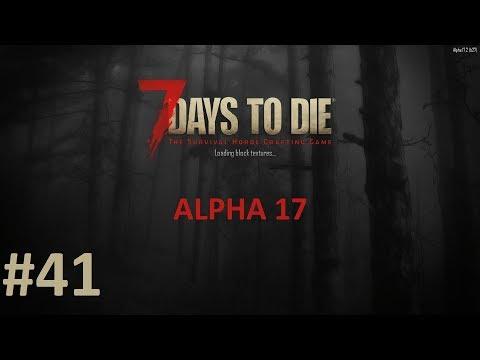 Массовый крафт бензопил и буров - 7 Days To Die (Alpha 17, 2019) #41