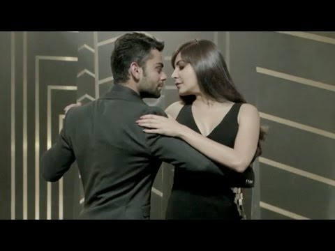 Making - Virat Kohli and Anushka Sharma in Clear Shampoo Ad