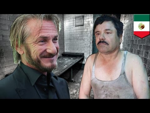 El Chapo captured again: Sean Penn meeting helped Mexico catch Joaquin Guzman