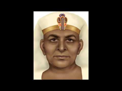 The Face of Hatshepsut (Photoshop Reconstruction)