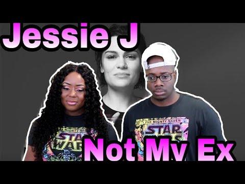 Jessie J - Not My Ex | Couple Reacts