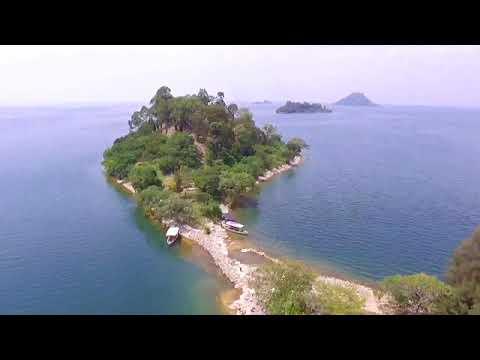 Drone Travel in Kibuyie Rwanda