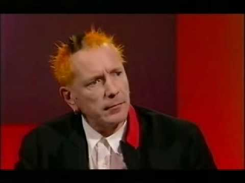 JOHN LYDON - Jonathan Ross interview (BBC1, 2001)