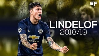 Victor Lindelof ● Manchester United ● Amazing Defensive Skills, Tackles & Passes 2018/19 | HD🔥⚽🇸🇪