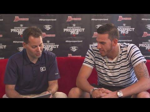 BA Prospect Pad Interviews: Joe Musgrove — RHP, Houston Astros
