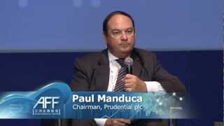 Asian Financial Forum 2013 Highlights Day One