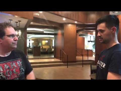Santiago Hernández & Kevin Mitnick talking about WinReg MiTM at ToorCON