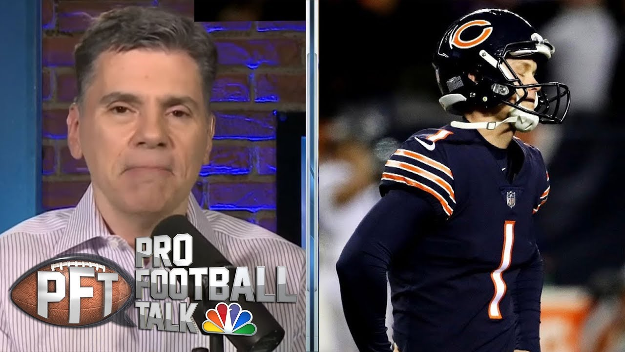 What If: Chicago Bears don't miss the 'Double Doink' kick | Pro Football Talk | NBC Sports