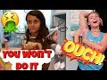 Hilarious YOU WON'T DO IT Challenge With Family For 24 HOURS! | Emma and Ellie