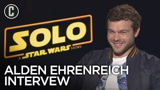 Alden Ehrenreich on the Solo Train Sequence and Deleted Scenes