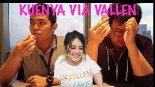 VALLENS CAKE!! REVIEW JUJUR KUE PUNYA VIA VALLEN