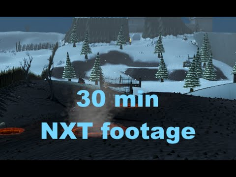 Runescape 3 NXT client 60fps/ULTRA settings 30min footage