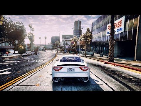 ► GTA 5 REDUX ✪ - Ultra Realistic Graphic ENB MOD - 1080p 60 FPS - PC GTA V