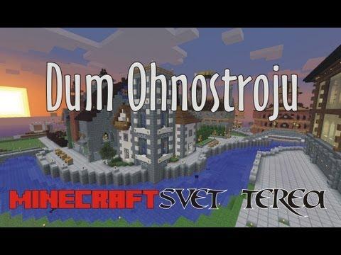 Minecraft - Dům Ohňostrojů