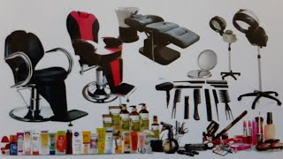 Pondicherry Wholesale Beauty Parlour things /Beauty Centre /Saloon/Cosmetic goods/Whole sale& Retail