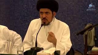 السيد منير الخباز - هل يحق للزوج ضرب الزوجة و رفع صوته عليها أو نقدها بكلمات جارحة