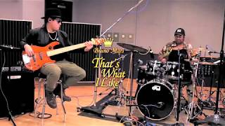 That's What I Like - Bruno Mars /// Drum & Bass cover