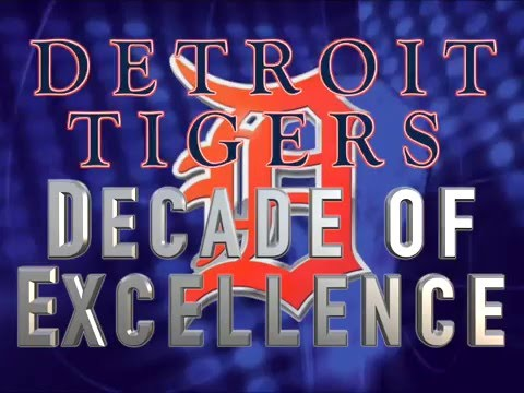 Detroit Tigers Baseball: Decade of Excellence (2006-2015) TRAILER