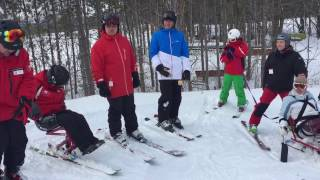 Adaptive Skiing and Snowboarding by CADS Horseshoe - Volunteer Orientation Tutorial 2016 - 2017