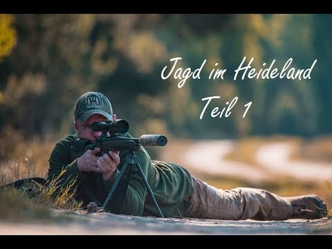 Jagd im Heideland