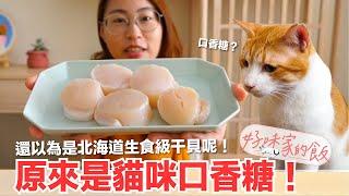 好味小姐-原來是貓咪口香糖-我還以為買到干貝了-好味家的飯-ep2
