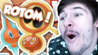 FINDING ROTOM!!! / Roblox Adventures / Pokemon Fighters EX Gameplay