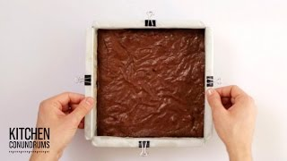 Make It Better: Parchment-Lined Baking Pan - Kitchen Conundrums with Thomas Joseph