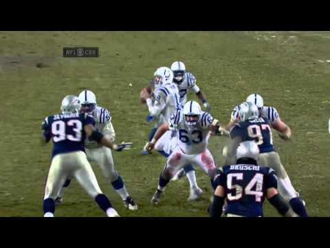 2003 AFC Championship Patriots Vs Colts Highlights