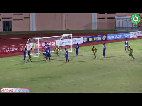 Pure Grenada Cup 2018 - U20 vs Big Parish Highlights