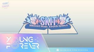 Video [VIETSUB] BTS (방탄소년단) - Skit: Billboard Music Awards Speech download MP3, 3GP, MP4, WEBM, AVI, FLV Juli 2018